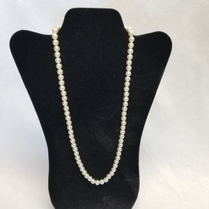 Sarah Coverntry Vintage Faux Pearls Necklace
